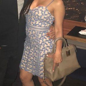 Cutest light blue dress 🌊